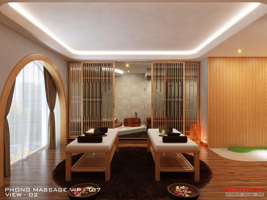 Phòng massage đơn