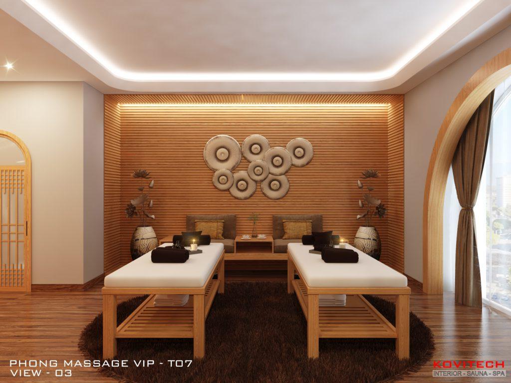 Phòng massage vip