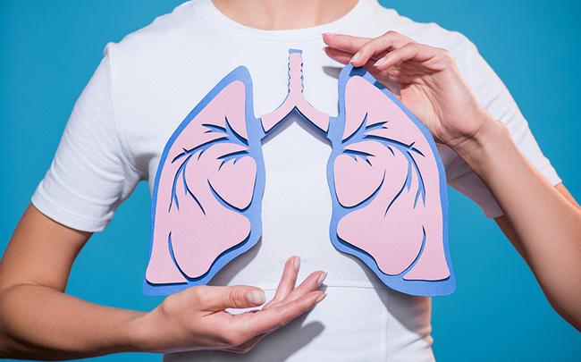 Xông hơi đá muối cải thiện đường hô hấp