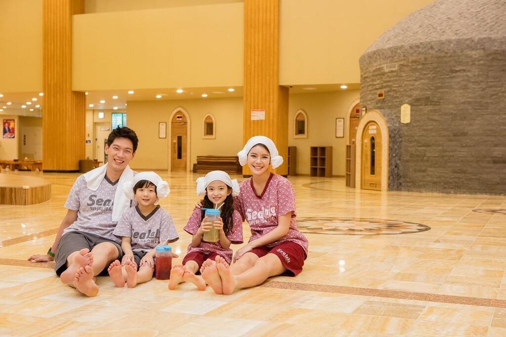 Jjim Jil Bang - Nơi gắn kết tình cảm gia đình