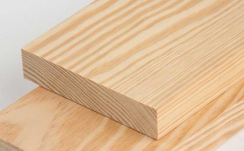 Có nên sử dụng gỗ thông Phần Lan để thi công phòng xông hơi không?
