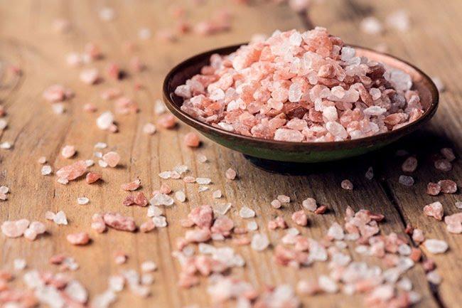 Đá muối Hymalaya - Loại muối có độ tinh khiết cao nhất trong tự nhiên