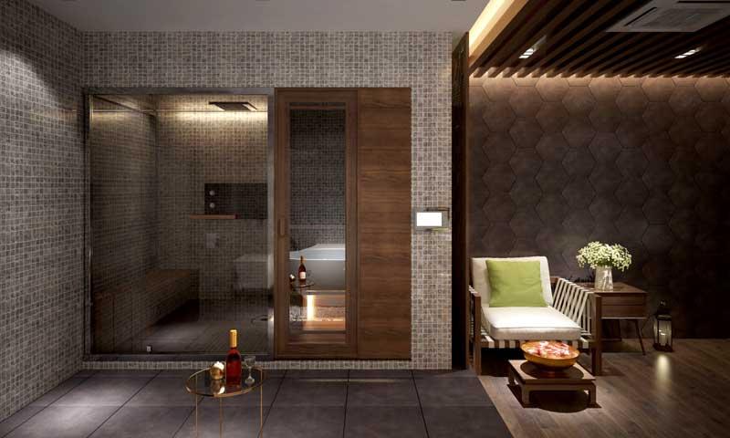 Những lưu ý trong thiết kế không gian spa