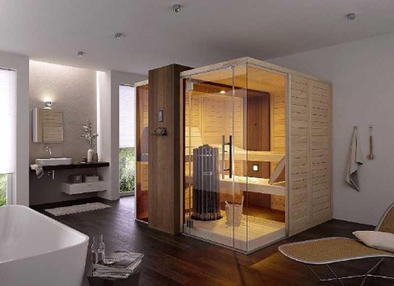 Tại sao cần thiết kế phòng xông hơi hồng ngoại cho ngôi nhà của bạn
