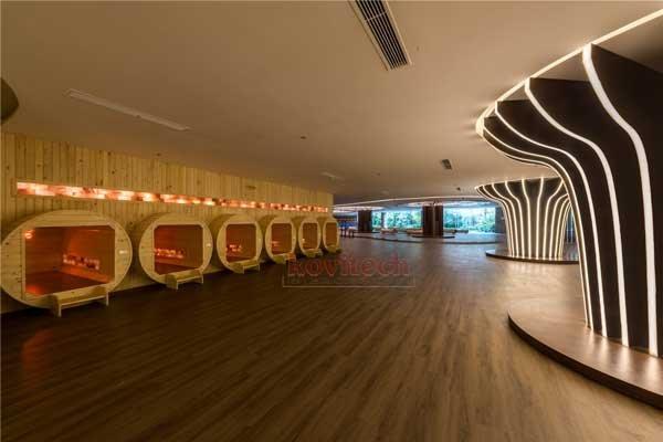 Phòng tắm hơi Jjim Jil Bang